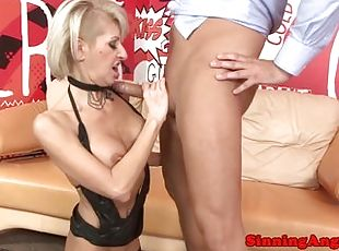 Sucking dick glamour homemade oral